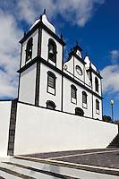 Kirche im Südosten auf der Insel Pico, Azoren, Portugal