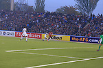 FC Istikol vs Johor Darul Ta'zim during the 2015 AFC Cup 2015 Final match on October 31, 2015 at the Central Republican Stadiun in Dushanbe, Tajikistan. Photo by Rustam Yuldashev / World Sport Group
