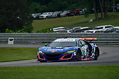 IMSA WeatherTech SportsCar Championship<br /> Northeast Grand Prix<br /> Lime Rock Park, Lakeville, CT USA<br /> Saturday 22 July 2017<br /> 93, Acura, Acura NSX, GTD, Andy Lally, Katherine Legge<br /> World Copyright: Richard Dole<br /> LAT Images<br /> ref: Digital Image RD_LRP_17_01137