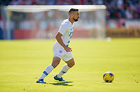 CARSON, CA - FEBRUARY 1: Sebastian Lletget #17 of the United States moves with the ball during a game between Costa Rica and USMNT at Dignity Health Sports Park on February 1, 2020 in Carson, California.