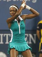 Venus Williams, 08-27-07, Photo By John Barrett/PHOTOlink