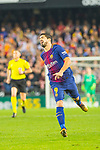 Luis Alberto Suarez Diaz of FC Barcelona  is seen during the La Liga 2017-18 match between Valencia CF and FC Barcelona at Estadio de Mestalla on November 26 2017 in Valencia, Spain. Photo by Maria Jose Segovia Carmona / Power Sport Images