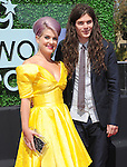 Kelly Osbourne and Matthew Mosshart at The 2013 YOUNG HOLLYWOOD AWARDS at The Broad Stage in Santa Monica, California on August 01,2013                                                                   Copyright 2013Hollywood Press Agency