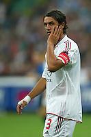 Milano 27/7/2004 Trofeo Tim - Tim tournament <br /> <br /> <br /> <br /> Paolo Maldini Milan<br /> <br /> <br /> <br /> <br /> <br /> <br /> <br /> Inter Milan Juventus <br /> <br /> <br /> <br /> Inter - Juventus 1-0<br /> <br /> <br /> <br /> Milan - Juventus 2-0<br /> <br /> <br /> <br /> Inter - Milan 5-4 d.cr - penalt.<br /> <br /> <br /> <br /> <br /> <br /> <br /> <br /> Photo Andrea Staccioli Insidefoto
