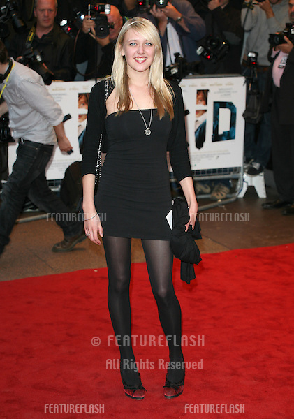 Emily Head attends 'The Kid' UK premiere at the Odeon West End, Leicester Square, London. 15/09/2010  Picture by: Alexandra Glen / Featureflash
