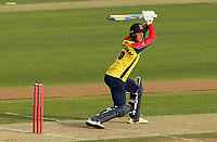 Will Buttleman of Essex hits out during Essex Eagles vs Sussex Sharks, Vitality Blast T20 Cricket at The Cloudfm County Ground on 15th June 2021
