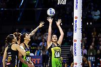 Te Amp Amaru-Tibble of the Pulse during the ANZ Premiership Netball - Pulse v Magic at TSB Bank Arena, Wellington, New Zealand on Sunday 30 May 2021.<br /> Photo by Masanori Udagawa. <br /> www.photowellington.photoshelter.com