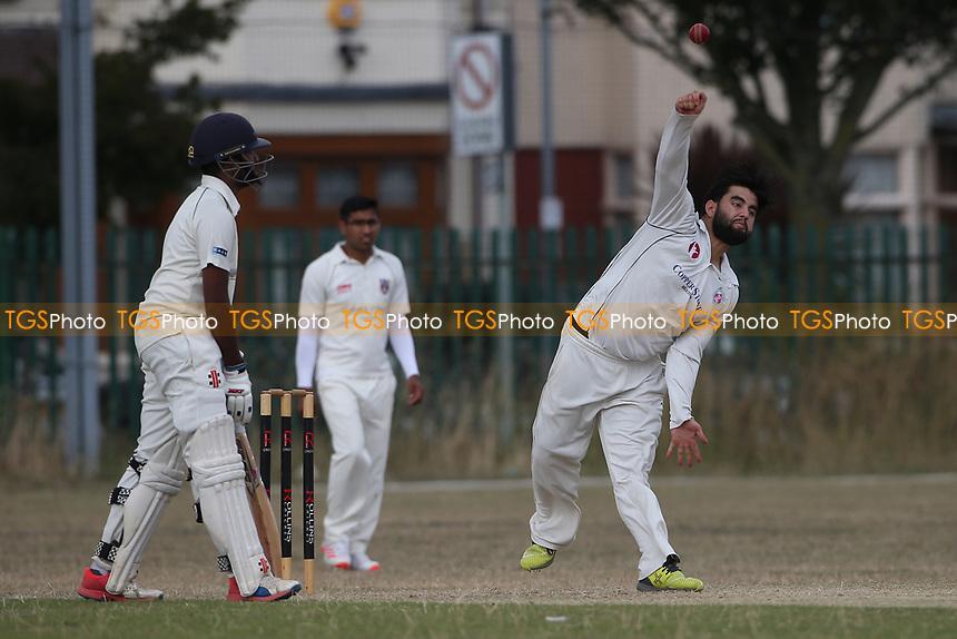 Frenford CC vs Ilford CC (batting), Essex Cricket League Cricket at the Jack Carter Centre on 1st August 2020