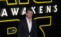 Matthew Barzun attends the STAR WARS: 'The Force Awakens' EUROPEAN PREMIERE at Odeon, Empire & Vue Cinemas, Leicester Square, England on 16 December 2015. Photo by David Horn / PRiME Media Images