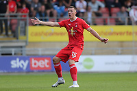Alex Mitchell of Leyton Orient during Leyton Orient vs Oldham Athletic, Sky Bet EFL League 2 Football at The Breyer Group Stadium on 11th September 2021