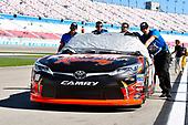 2017 NASCAR Xfinity Series - Boyd Gaming 300<br /> Las Vegas Motor Speedway - Las Vegas, NV USA<br /> Saturday 11 March 2017<br /> Kyle Busch, NOS Energy Drink Toyota Camry<br /> World Copyright: Nigel Kinrade/LAT Images<br /> ref: Digital Image 17LAS1nk04356