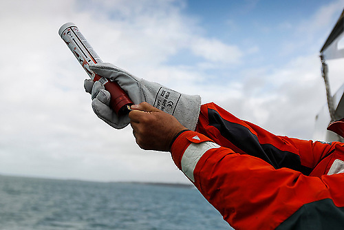 The RYA is warning that if a boatowner carries flares, they'd better budget for the cost of eventual disposal