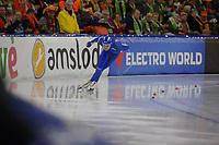 SPEEDSKATING: HEERENVEEN: 11-01-2020, IJsstadion Thialf, European Championship distances, 500m Men, Jeffrey Rosanelli (ITA), ©foto Martin de Jong