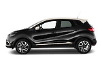 Driver side profile view of a 2013 Renault Captur Intens SUV