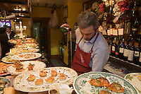 "Europe/Espagne/Pays-Basque/Saint-Sébastien: Bar à Tapas ""Bergara Bar"""