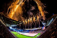 Orlando, FL - Friday Oct. 06, 2017: USMNT vs Panama Orlando City stadium during a 2018 FIFA World Cup Qualifier between the men's national teams of the United States (USA) and Panama (PAN) at Orlando City Stadium.