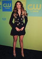 NEW YORK CITY, NY, USA - MAY 15: Nina Dobrev at The CW Network's 2014 Upfront held at The London Hotel on May 15, 2014 in New York City, New York, United States. (Photo by Celebrity Monitor)