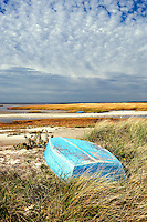 Dingy, Boat Meadow Creek, Orleans, Cape Cod, MA,