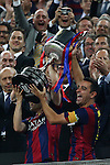 Copa del Rey Futbol-LFP 2014/15.