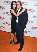 BEL AIR, CA, USA - OCTOBER 22: Susan Walters, Linden Ashby arrives at the 2014 ASPCA Compassion Award Dinner Gala held at a Private Residence on October 22, 2014 in Bel Air, California, United States. (Photo by Xavier Collin/Celebrity Monitor)