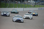 Aston Martin GT4 Challenge : Rockingham : 04 May 2014