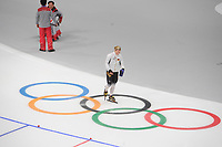 OLYMPIC GAMES: PYEONGCHANG: 10-02-2018, Gangneung Oval, Long Track, 3000m Ladies, Claudia Pechstein (GER), ©photo Martin de Jong