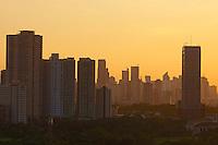 Manila Skyline at Sunset, Philippines