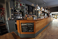 FAO SHAAKIRA, METRO<br />Pictured: Interior view of the bar. Saturday 20 May 2017<br />Re: Jack Daniels Promotion, 29 Park Place in Cardiff, Wales, UK.