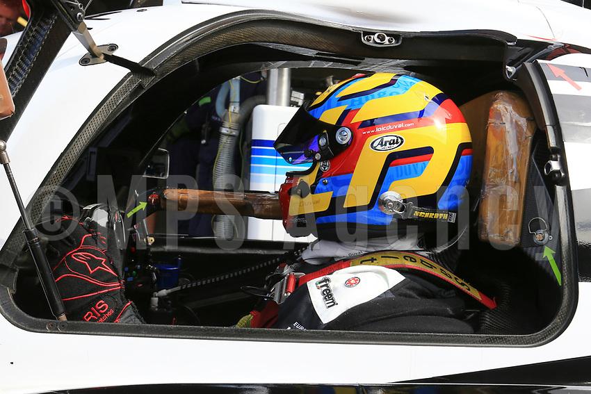 #24 ALGARVE PRO RACING (PRT) ORECA 07 GIBSON LMP2 LOIC DUVAL (FRA)  J