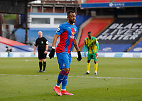 13th March 2021; Selhurst Park, London, England; English Premier League Football, Crystal Palace versus West Bromwich Albion;  Jordan Ayew of Crystal Palace