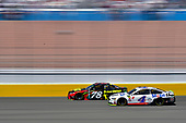 #78: Martin Truex Jr., Furniture Row Racing, Toyota Camry 5-hour ENERGY and #4: Kevin Harvick, Stewart-Haas Racing, Ford Fusion Mobil 1