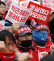Anti-government Rally in Seoul