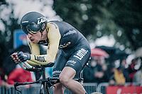 Robert Wagner (DEU/LottoNL-Jumbo)<br /> <br /> 104th Tour de France 2017<br /> Stage 1 (ITT) - Düsseldorf › Düsseldorf (14km)