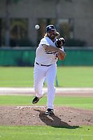 Chris Perez - Los Angeles Dodgers 2014 spring training (Bill Mitchell)