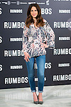 "The director of the film Manuela Burló Moreno during the presentationo of the spanish film ""Rumbos"" in Madrid. June 09. 2016. (ALTERPHOTOS/Borja B.Hojas)"