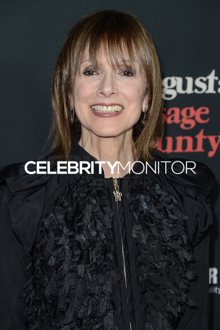 """LOS ANGELES, CA - DECEMBER 16: Premiere Of The Weinstein Company's """"August: Osage County"""" held at Regal Cinemas L.A. Live on December 16, 2013 in Los Angeles, California. (Photo by Cliff Robertson/Celebrity Monitor)"""