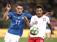 20180907 CALCIO: UEFA NATIONS LEAGUE ITALIA E POLONIA PAREGGIANO 1-1