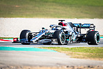 Mercedes-AMG Petronas Motorspor, Valtteri Bottas, takes part in the tests for the new Formula One Grand Prix season at the Circuit de Catalunya in Montmelo, Barcelona. February 19, 2020 (ALTERPHOTOS/Javier Martínez de la Puente)
