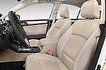 Front seat view of a 2015 Subaru Legacy 2.5i Premium 4 Door Sedan Front Seat car photos