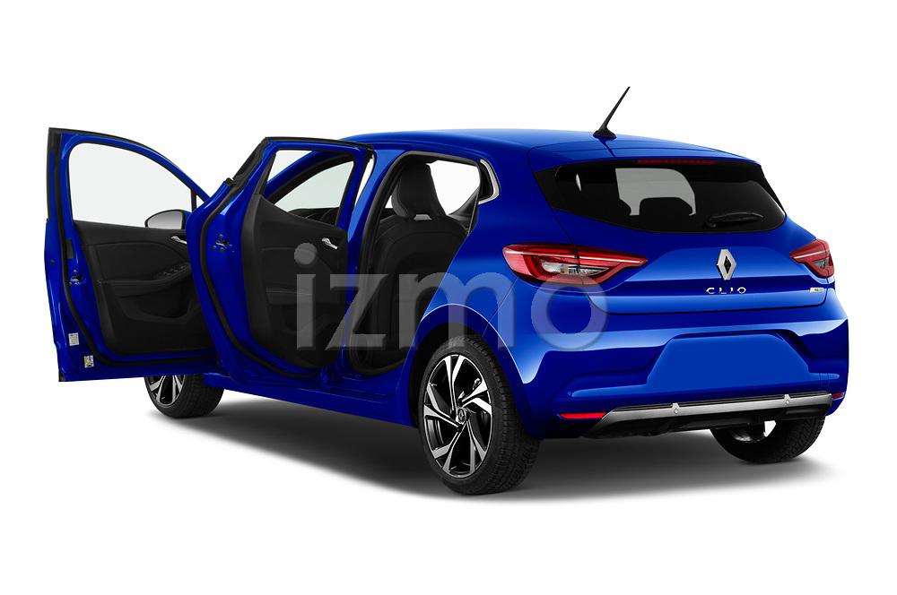 Car images of 2020 Renault Clio-e-Tech RS-Line 5 Door Hatchback Doors