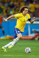 David Luiz of Brazil