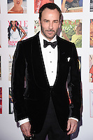 Tom Ford<br /> arrives for the Vogue 100 Gala Dinner held in Kensington Gardens, London.<br /> <br /> <br /> ©Ash Knotek  D3122  23/05/2016
