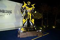 SÃO PAULO,SP, 10.07.2017 - PREMIERE-SP -Premiere do filme Transformers - O Último Cavaleiro no Shopping JK Iguatemi na região sul de São Paulo nesta segunda-feira, 10. (Foto: Eduardo Martins/Brazil Photo Press)