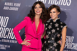 Actress Maribel Verdu (I) and Aura Garrido attend the photocall of 'El Asesino de los Caprichos'. October 15, 2019. (ALTERPHOTOS/Johana Hernandez)