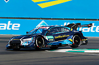 23rd August 2020, Lausitz Circuit, Klettwitz, Brandenburg, Germany. The Deutsche Tourenwagen Masters (DTM) race at Lausitz;  Harrison Newey GBR, WRT Team Audi Audi RS 5 DTM