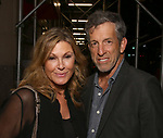 Maria Cuomo Cole and Kenneth Cole attend the Opening Night of 'Hershey Felder As Irving Berlin' on September 5, 2018 at the 59E59 Theatre in New York City.