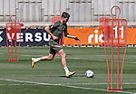 Atletico de Madrid's Saul Niguez during training session. March 24,2021.(ALTERPHOTOS/Atletico de Madrid/Pool)