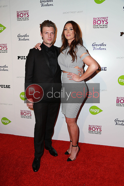 Nick Carter, Lauren Kitt<br />