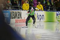 SCHAATSEN: HEERENVEEN: 02-11-2019, IJsstadion Thialf, World Cup Kwalificatietoernooi, Jutta Leerdam, ©foto Martin de Jong