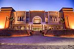The Hotel Sofitel Palm Beach in Tozeur, Tunisia is one of the city's classiest establishments.